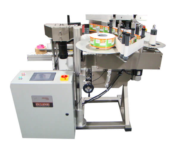 InLine Model 1000FS Pressure Sensitive Labeler
