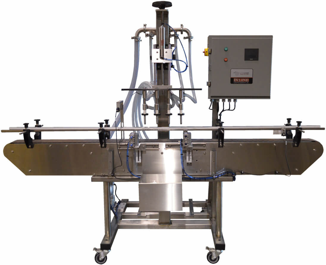InLine distillery machine
