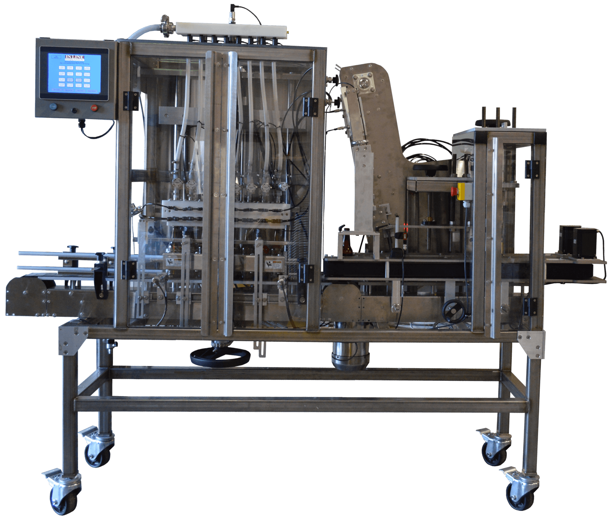 In-Line Packaging Systems labelers and labelling machinery